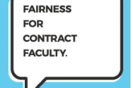Fairness for Contract Faculty