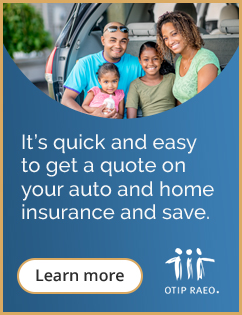OCUFA Members: save on auto & home insurance with OTIP