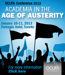 Age of Austerity Conference